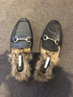 Size 8 loafers