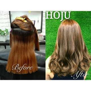 Hot deal ! Hair coloring