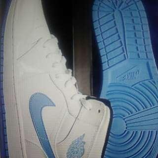 100% Authentic and Brand New Jordan 1 Legendary Blue Mid