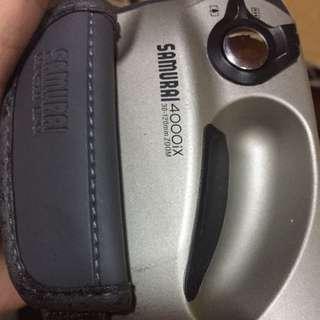 🚚 底片 傻瓜相機 稀有 samurai 4000xi 30 120mm
