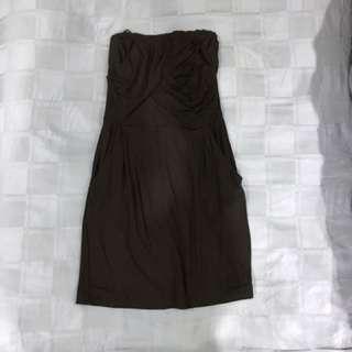 Black Tube Dress