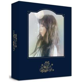 [PREORDER] [DVD] TAEYEON 태연 - THE MAGIC OF CHRISTMAS TIME / TAEYEON SPECIAL LIVE (2 DISC)