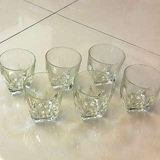Cocktail Mini Glasses