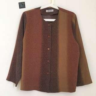🌟{微肉山丘} 襯衫外套/日本古著/vintage