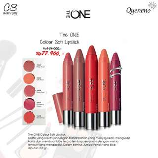 The ONE Colour Soft Lipstick - Oriflame
