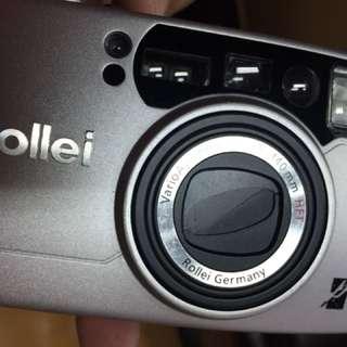 🚚 Rollei 38 140mm 底片 傻瓜相機 美品 送手腕帶