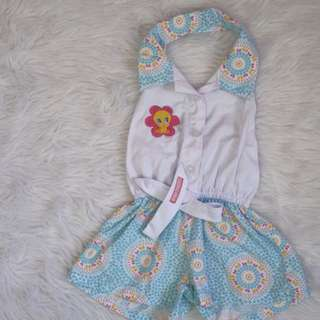 Romper for baby 3-9mos