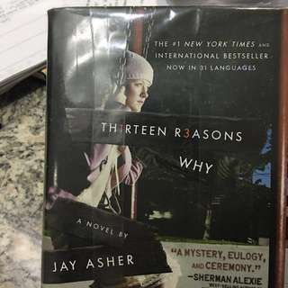 13 Reasons Why [Hardcover]