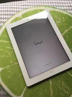 iPad 2nd Gen/16GB