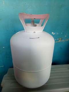 Alkansya freon tank