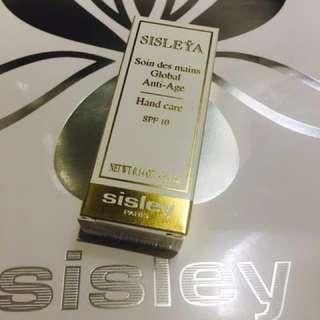 Sisley抗皺活膚纖手精華 SPF10 4ml