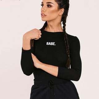 Babe bodysuit