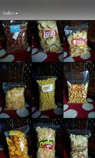 Snack Original Snack Branded Nissin Indofood Cemilan Ori Geser Foto