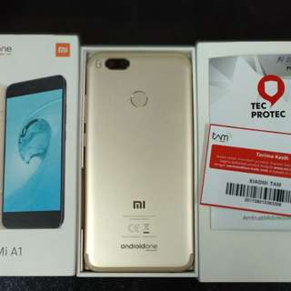 Mi Ai 4/64 like new gold