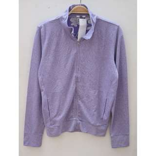 Uniqlo Jacket LT Purple