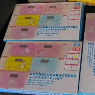 大平賣 全新正版Sanrio電子磅
