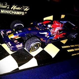 Limited Edition F1 car replica.