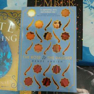( Novel Import / Inggris ) The Rose and The Dagger (The Wrath and the Dawn book 2 ) ; Renee Ahdieh