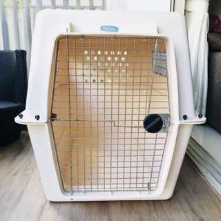 Giant Petmate Pet Carrier Kennel Cage Airline Approved