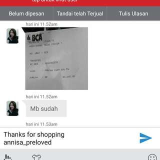 Trusted Thanks For Shopping