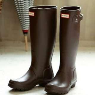 正版 Hunter boots