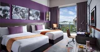3D2N Staycation Hard Rock / Festive Hotel
