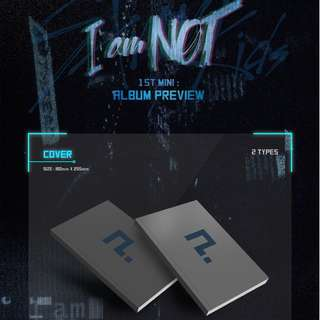 Stray Kids Mini Album Vol. 1 - I Am NOT