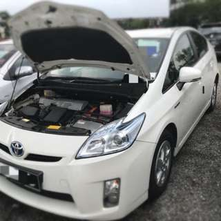 Toyota Prius 1.8 L Auto Hybrid Tahun 2010