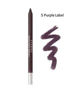 By Terry Khol Eyeliner Pencil Waterproof No.5 Purple Label