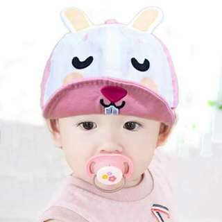 Baby Bull Cap