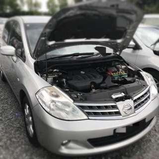 Nissan Latio 1.8 Auto Tahun 2013