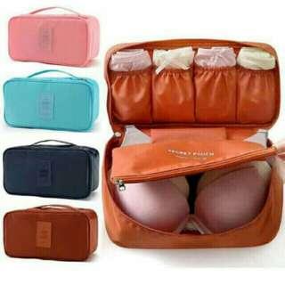 Underwear Travel Pouch Organizer