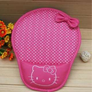Hello Kitty Pink Mouse Pad