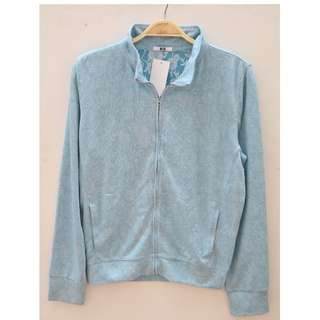Uniqlo Jacket Sky Blue