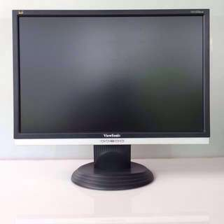 ViewSonic VA1928wm - LCD Monitor - 19""