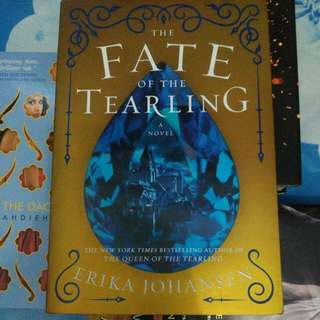 (Novel Import / Ingrris ) The Fate of the Tearling ; Erika Johansen