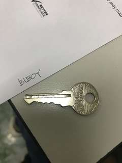 Stirling BIM Office Cabinet Key