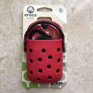 CROCS PHONE/CARD HOLDER