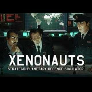 Xenonauts Steam key