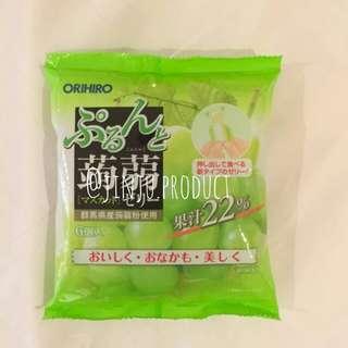 [JAPAN SNACK]orihiro konyaku jelly japan