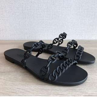 Authentic Hermes Sandal