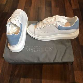 AUTHENTIC ALEXANDER MCQUEEN SHOES NEW