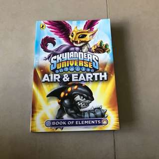 Skylanders universe Air & Earth