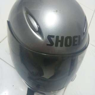 Helmet shoei full face