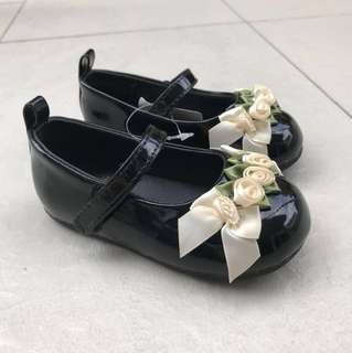 Lovely Lace Baby Party Shoes