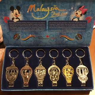 Disney Mickey Key Ring