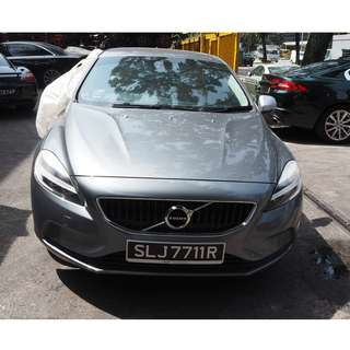 ORIGINAL USED VOLVO V40 T2 2016 PARTS FOR SALE (07012)