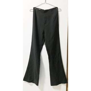 (EZBUY) Highwaist Flare Pants