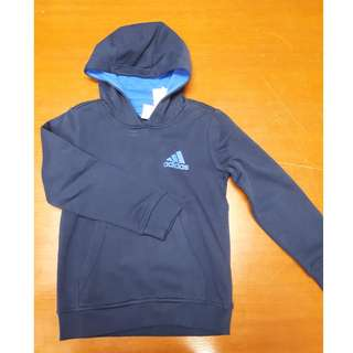 Adidas Essentials Hoodie for Kids - Brand New and Authentic