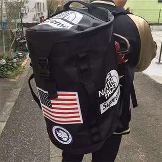 SUPREME CROSSOVER THE NORTH FACE TNF BACKPACK